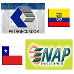 Convenio de exploracion del golfo de Guayaquil entre Ecuador y Chile